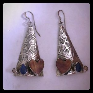 Jewelry - Vintage Southwestern Earrings